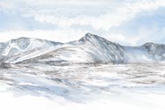 Y-Gribin Snowdonia